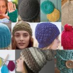 <em>Continuous Crochet:</em> Fashionable Styles with Minimal Finishing