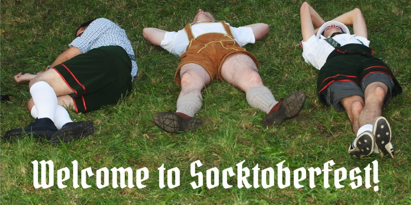 Socktoberfest Lessons: Customizing Socks