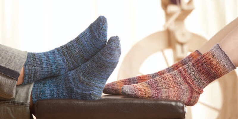Spin for Socks 2018: Spin Off's Second Annual Spinalong and Knitalong!