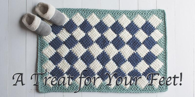 Tunisian Crochet the Bite-Size Way!