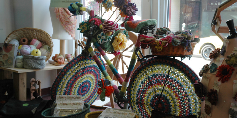 The Bobbin Tree: A Nova Scotia Yarn & Spinning Store