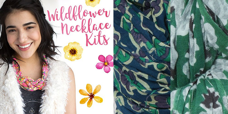 5 Places to Wear Your Wildflower Necklaces this Summer