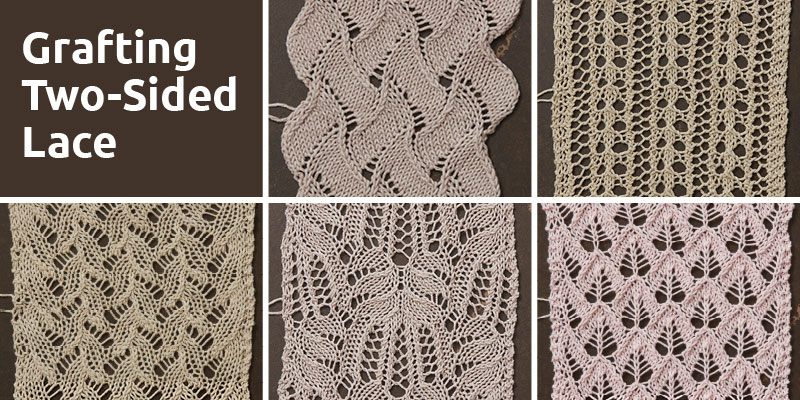 An Education in Lace Grafting: Grafting Charts