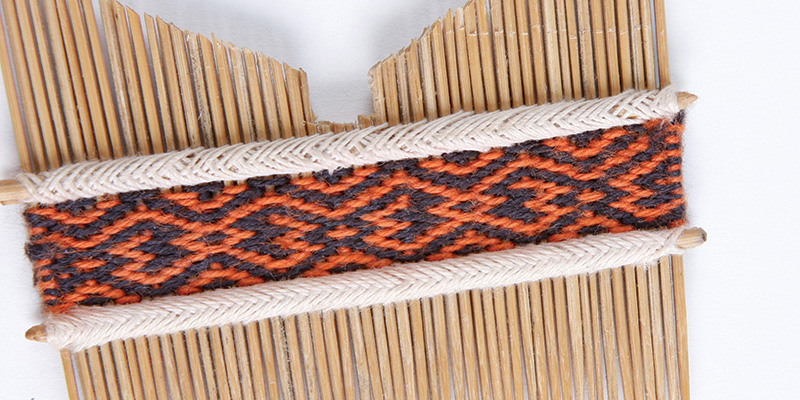 How Did They Do That? Cunning Thread Wrapping from Exotic Places