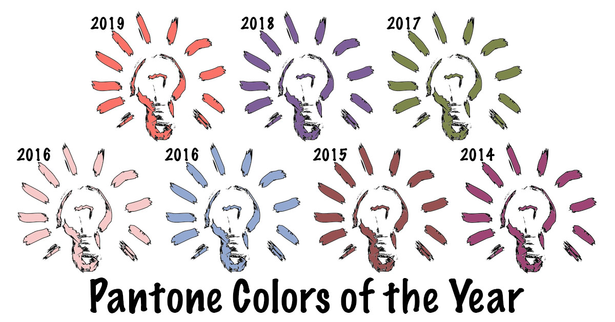 And the Color of the Year Is…