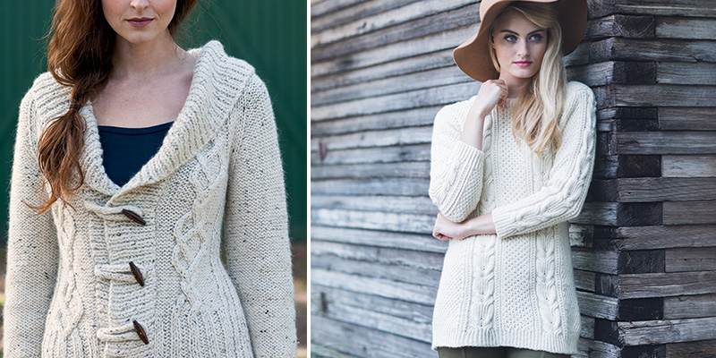 Satisfy Your Irish Knits Curiosity