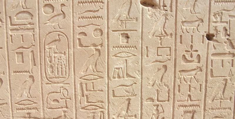 Translating Hieroglyphs and Profile Drafts