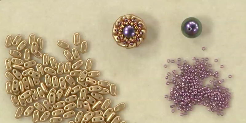 How to Design Beaded Beads Like a Pro Using Two-Hole Shaped Beads