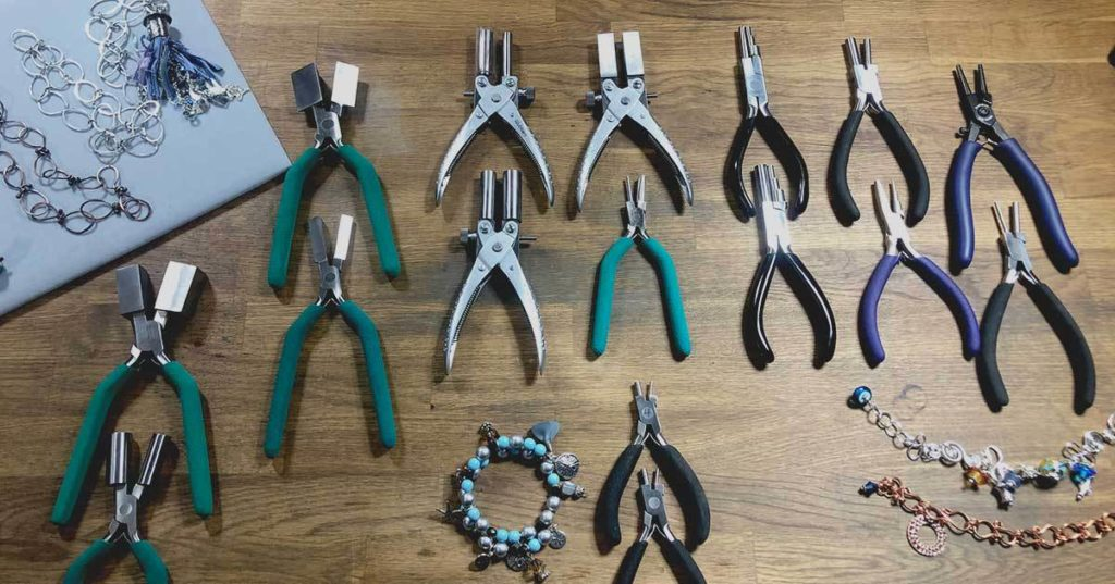 jewelry making pliers