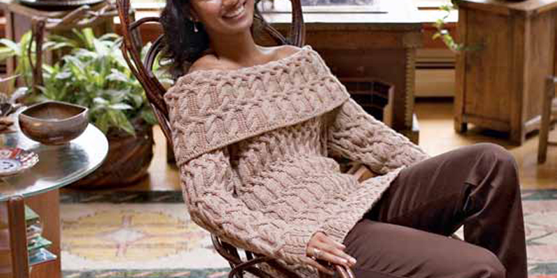 How to Cable Knit: 10 Free Cable Knitting Patterns You'll Love