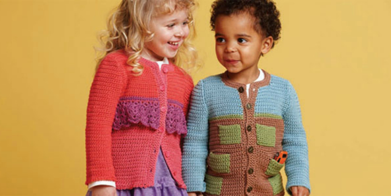 How to Crochet for Kids & Kids Crochet Patterns