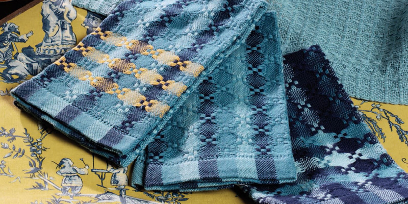Learn How to Huck Weave: Free Huck Lace Weaving Patterns