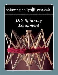 Learn how to make your own spinning equipment in this exclusive, FREE eBook on DIY spinning equipment.