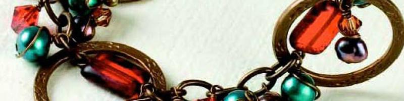 6 Free Beaded Bracelet Patterns