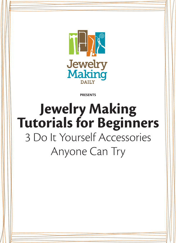 Learn how to make jewelry with this eBook that contains free projects on jewelry making for beginners.