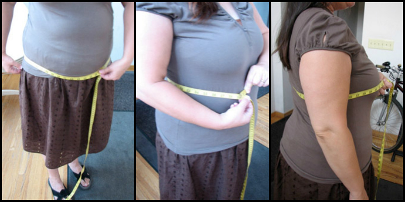 How To Measure Yourself: Bust, Waist, Hips