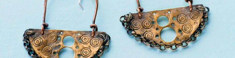 Free Guide to Metal Stamping Jewelry