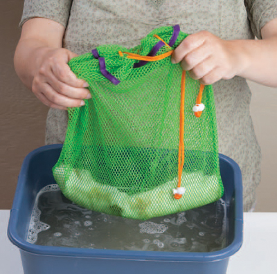 Learn how to wash wool in this free eBook on processing wool.