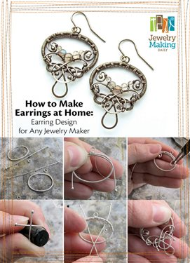 How To Make Earrings At Home Earring Design For Any Jewelry Maker