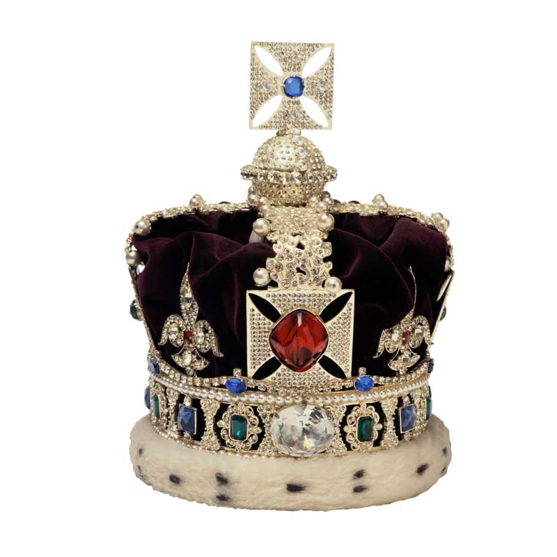 Gemstones and Birthstones: The Black Prince's Ruby (Not)