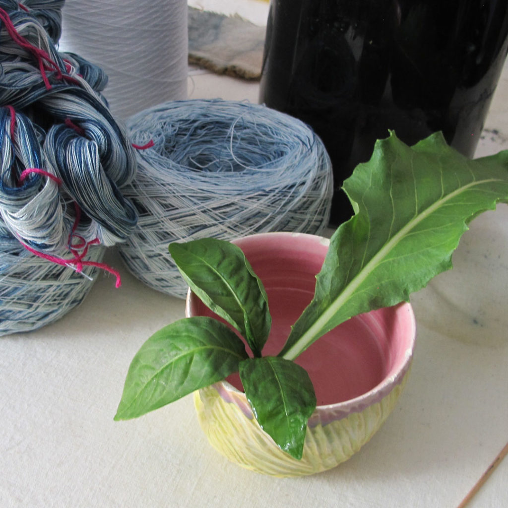 natural dyes include indigo