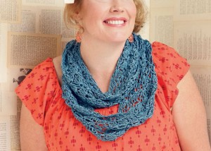 Learn how to crochet this infinity scarf pattern, Undefined Cowl, in this FREE eBook.