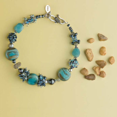 Free Guide + Patterns to Learn How to Make Beaded Beads