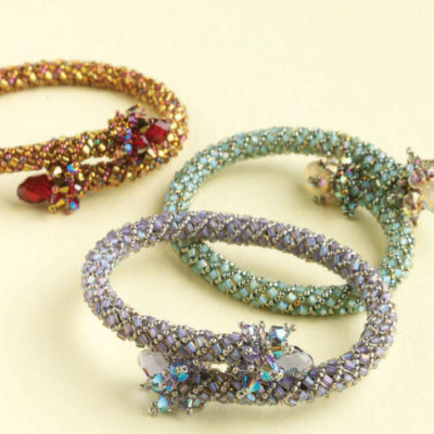3 Free, Must-Try Beaded Bracelet Patterns