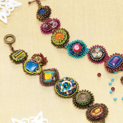5 Free Bead Embellishment Patterns