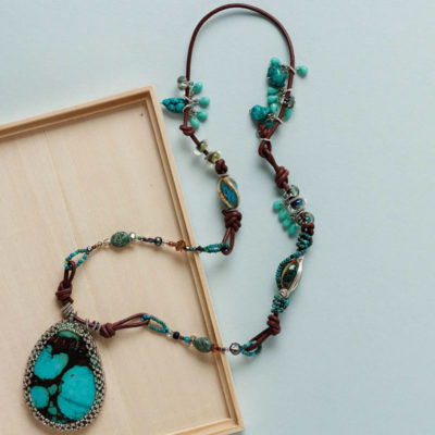 6 Free Gemstone Beaded Jewelry Projects