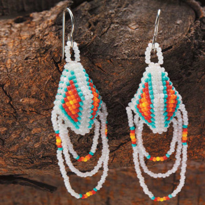 4 Free Native American Beadwork