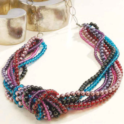 5 Free Patterns for Stringing Beads