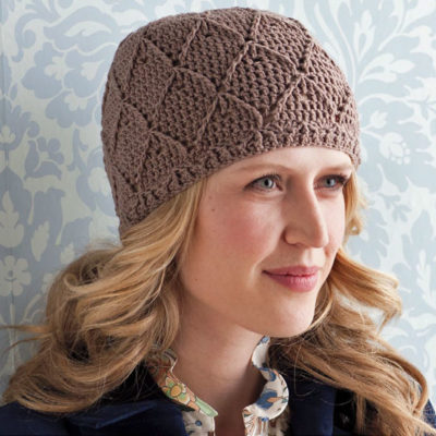 Free crochet beanie patterns.