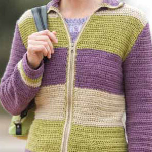 Free crochet sweater patterns.