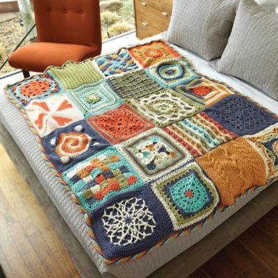 Free Crochet Afghans and Blankets Patterns