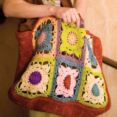 Free crochet bag patterns.