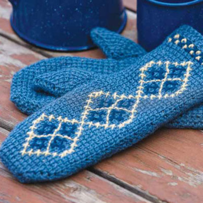 Free patterns for embellishing crochet.