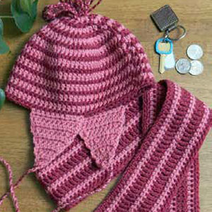 Free patterns for crochet gifts.