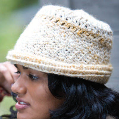 Free crochet hat patterns.