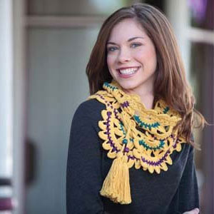 Free crochet lace patterns.