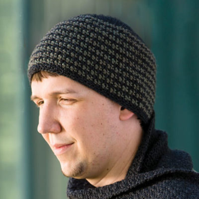 Free Crochet Patterns for Men: Hat, Beanie, Scarf, Sweater, & Mitts to Crochet