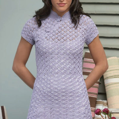 Free crochet patterns for women plus shaping guide.