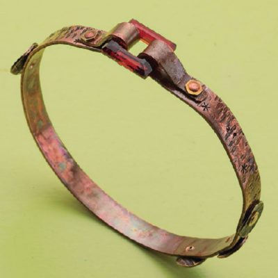 Learn how to make copper jewelry in this exclusive, FREE eBook.