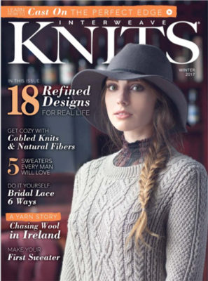 Interweave Knits Magazine Winter 2017