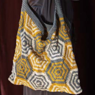 Free knitted bag patterns.