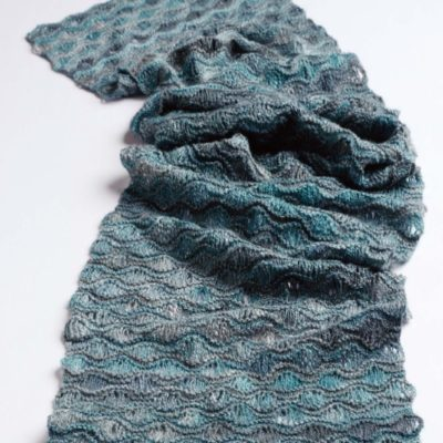 Free knitting patterns to try after you spin yarn.