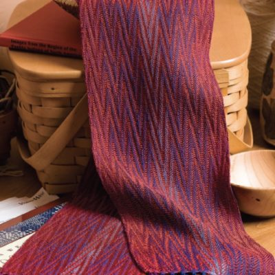 Free 8-Shaft Weaving Patterns for the 8-Shaft Loom