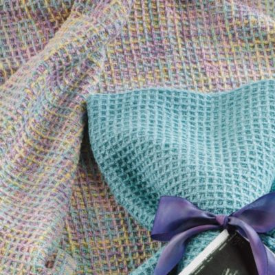 Woven Baby Blankets: Free Projects for Huck, Plain Weave, and a Waffle Weave Blanket