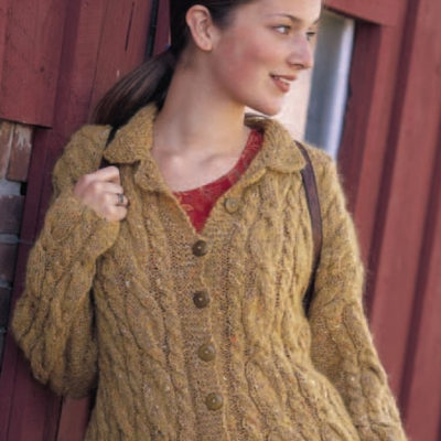 Free cardigan knitting patterns.