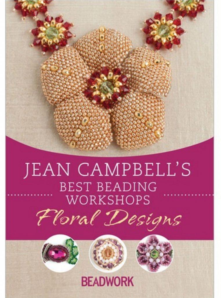 Jean Campbell, bead weaving expert, bead weaving patterns, bead weaving instructions